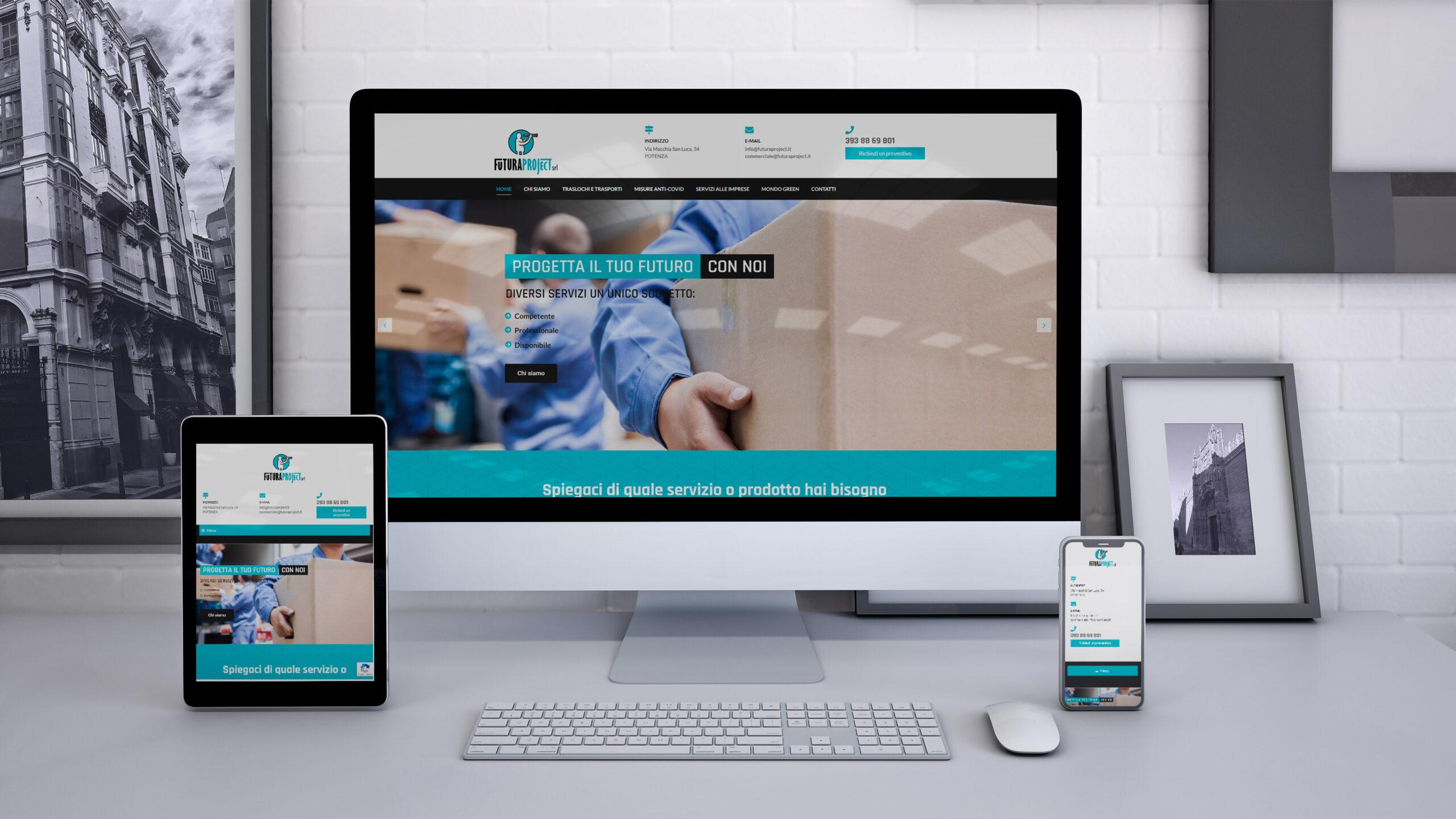 Sito web Futura Project