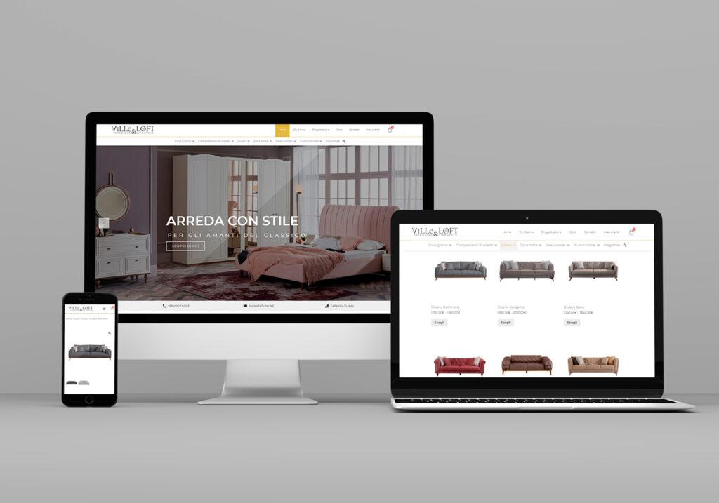 Realizzazione e-commerce a Potemza