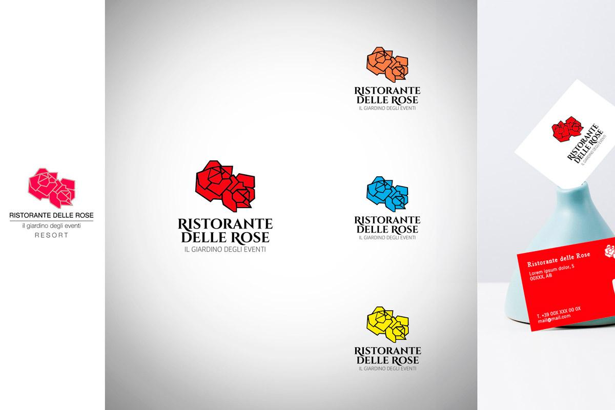 Restyling logo per Ristorante sala ricevimenti