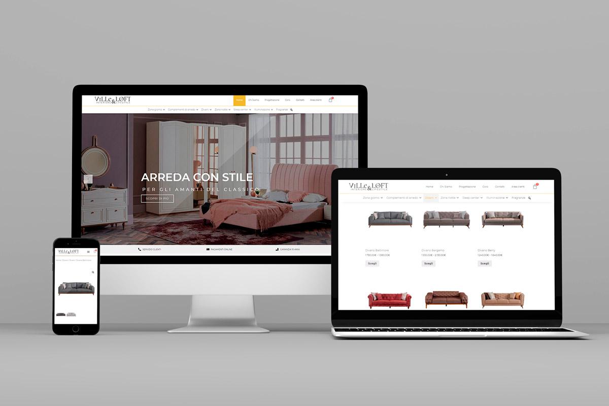 realizzazione siti e-commerce a Potenza