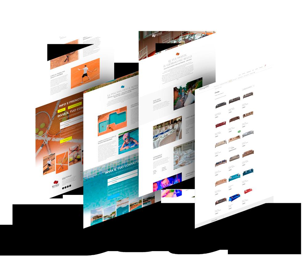 Realizzazione siti web a Potenza
